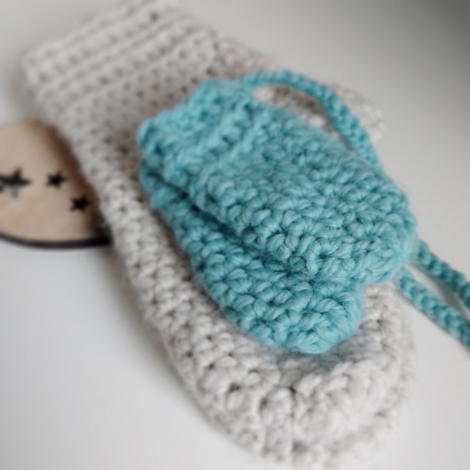 Crochet Addict Gratis Haakpatroon Warme Wollige Winter Wanten