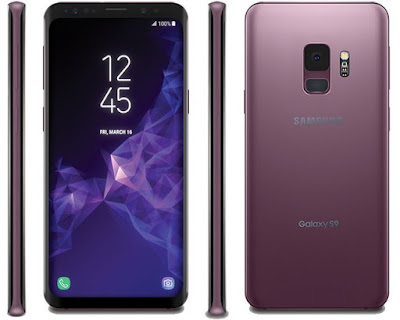 samsung galaxy s9 lilac purple 64GB