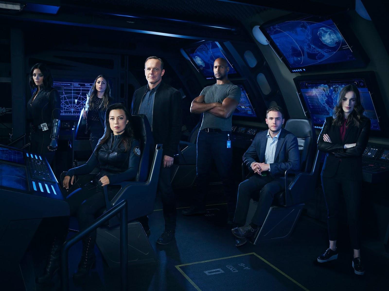Agents of SHIELD, Season 4, HD, TV Series