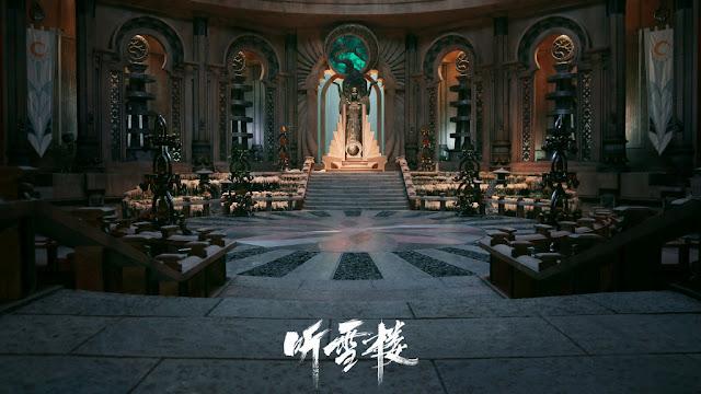 Moon Sect Bai Yue Jiao