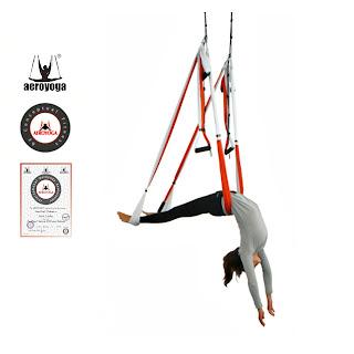 diploma aerial yoga
