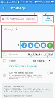 Kirim Pesan Whatsapp Otomatis Terjadwal- 4