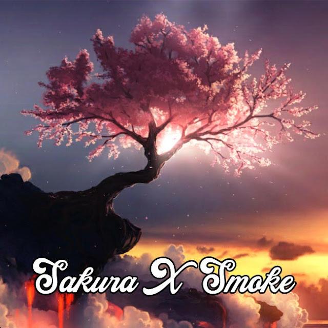 Sakura & Smoke Wallpaper Engine