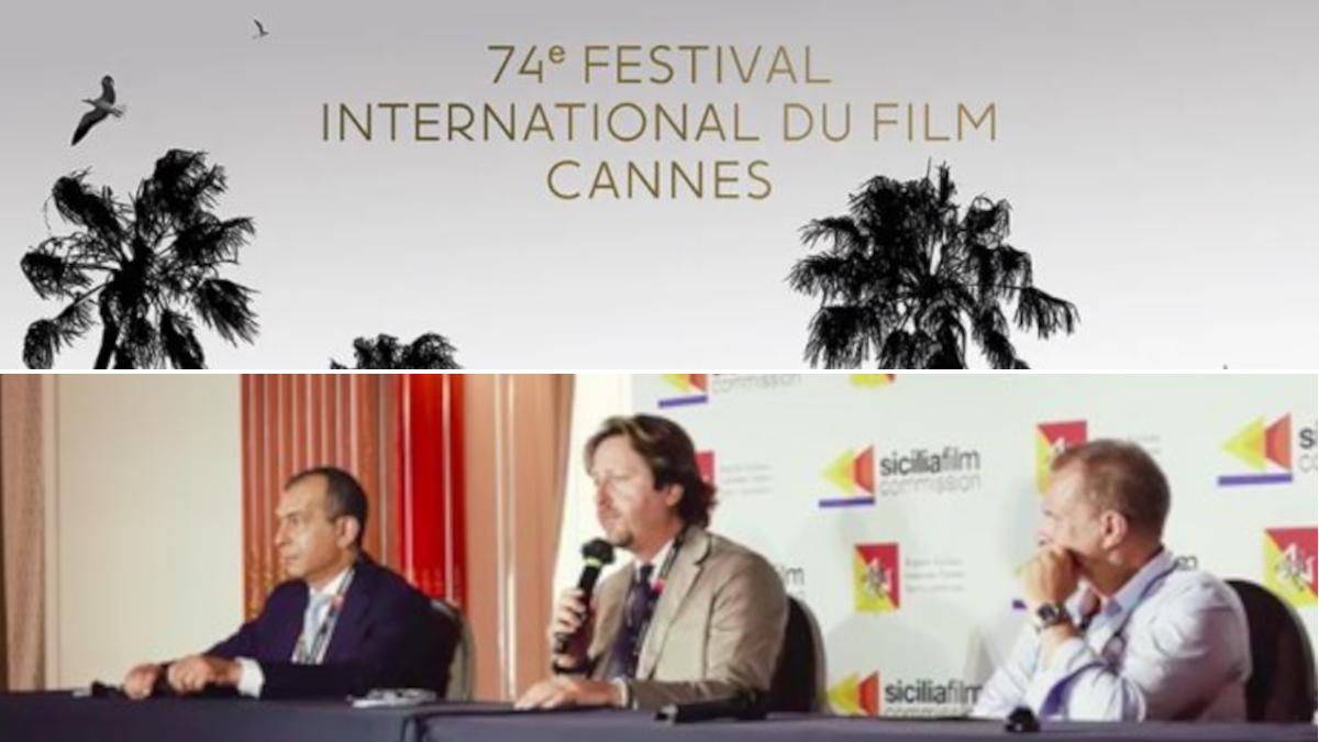 Festival Cannes Regione Siciliana Sicily Women and cinema