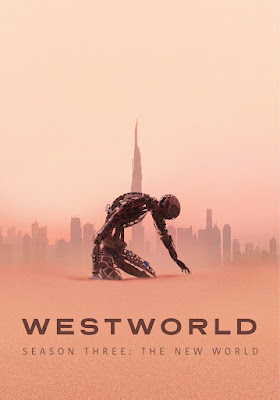 Westworld (TV Series) S03 DVD R1 NTSC Latino 3xDVD5