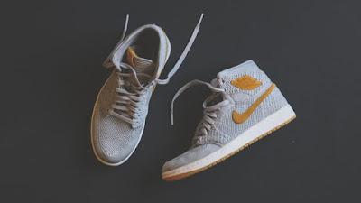 Cara Membersihkan dan Merawat Sepatu Putih & Sneakers