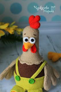 pattern crochet toy описание мастер-класс