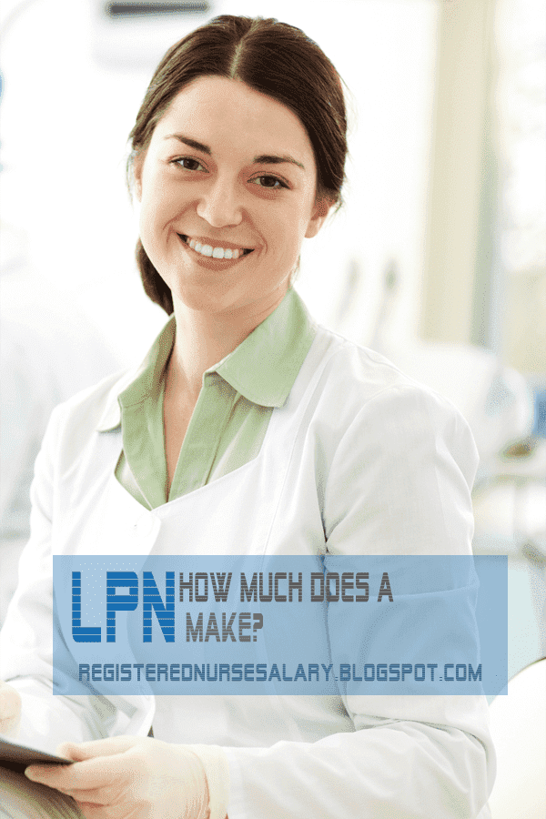 lpn salary how much does lpn make