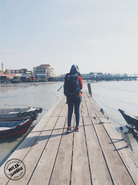 Tempat Viral Pulau Pinang - Hari Pertama