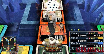Dragon Quest & Final Fantasy in Itadaki Street Portable PSP PPSPP ISO