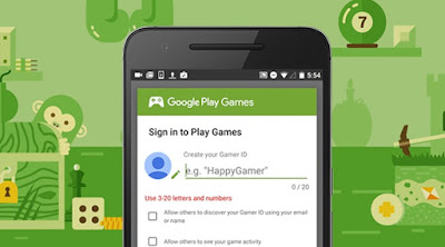 Google Released Custom Gamer IDs For Google Play Games : Know How to Get it