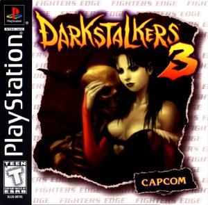 Baixar Darkstalkers 3 (1998) PS1