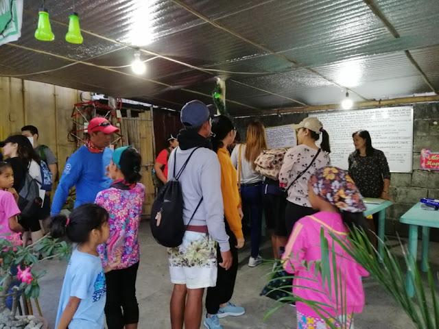 Pos Pendaftaran Gunung Pinatubo