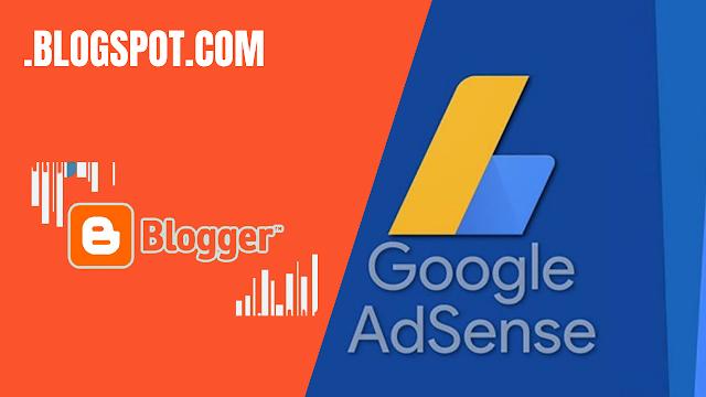 Cara daftar Google Adsense menggunakan Blogspot