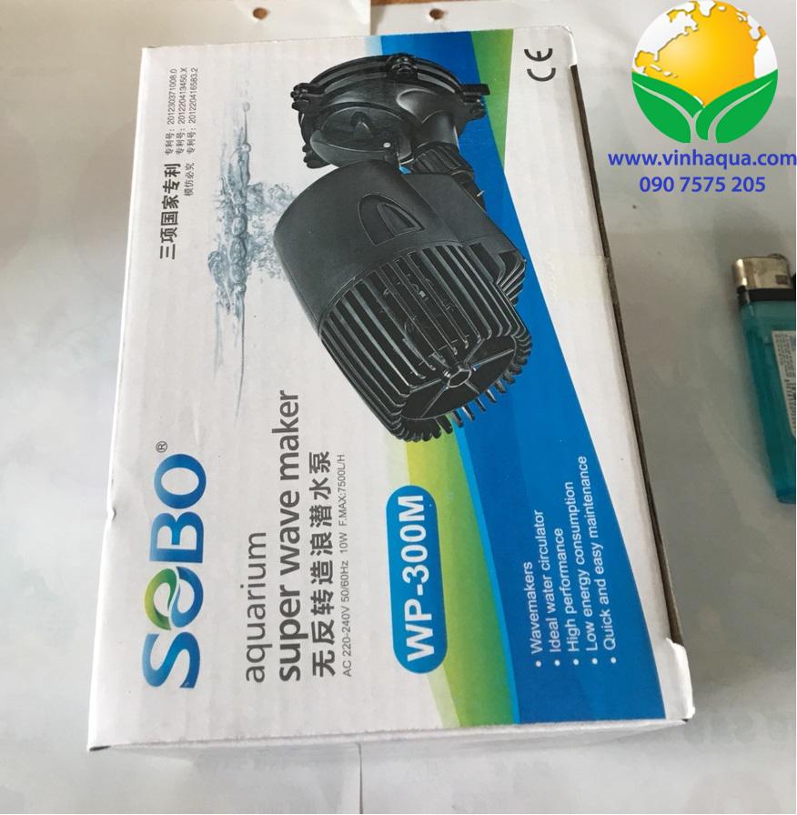 Phụ kiện thủy sinh - Máy tạo sóng Sobo WP-300M