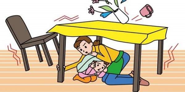Πώς να μιλήσω στο παιδί μου για τον σεισμό;