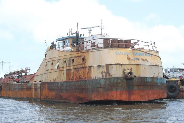 Oil Theft: Navy Hands Over 22 Suspects, Two Vessels To EFCC