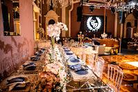 casamento luxuoso realizado na associação leopoldina juvenil em porto alegre com cerimônia no salão imperatriz e recepção no salão leopoldina com organização projeto e cerimonial de life eventos especiais decoração luxuosa elegante e sofisticada