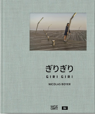 GIRI GIRI de Nicolas Boyer aux Editions de Juillet