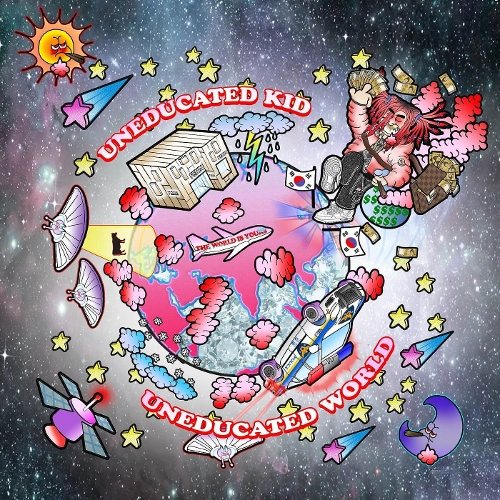Uneducated Kid – UNEDUCATED WORLD – EP (ITUNES MATCH AAC M4A)