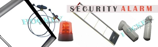 sensor alarm security