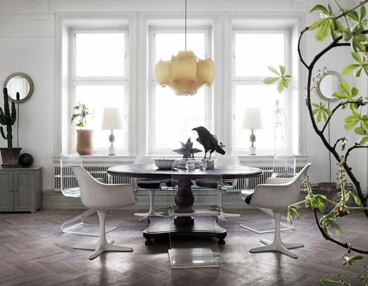 A striking malmo pad with attitude my scandinavian home for Cognac kleur combineren interieur