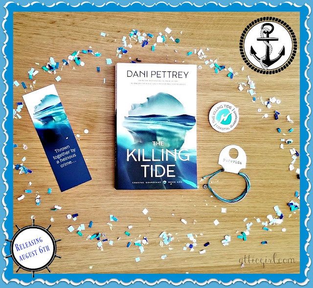 Dani Pettrey, Maryland authors, Coastal Guardians series, beach reads, summer reading