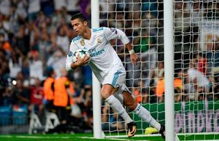 Real Madrid vs APOEL Nicosia 3-0 Liga Champhions