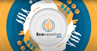Tiga Inovator Bisnis Raih Econovation 2021