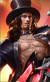 Clint Rock and Roll Heroes Marksman of Skins Starlight V3