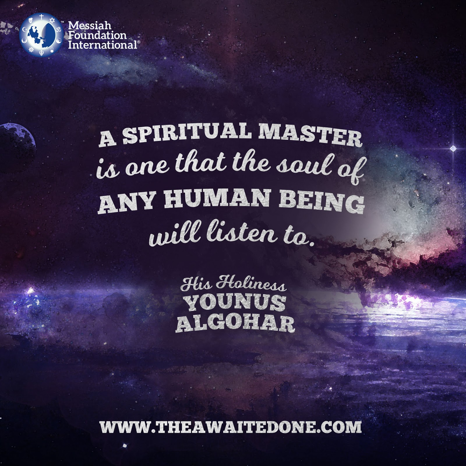 Spiritual Quote Of The Day The Official Mfi® Blog Quote Of The Day A Spiritual Master.