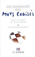 Mots croisés - Le Robert