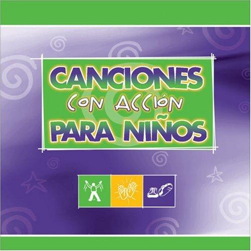 Cedarmont Kids-Canciones Con Acción Para Niños-