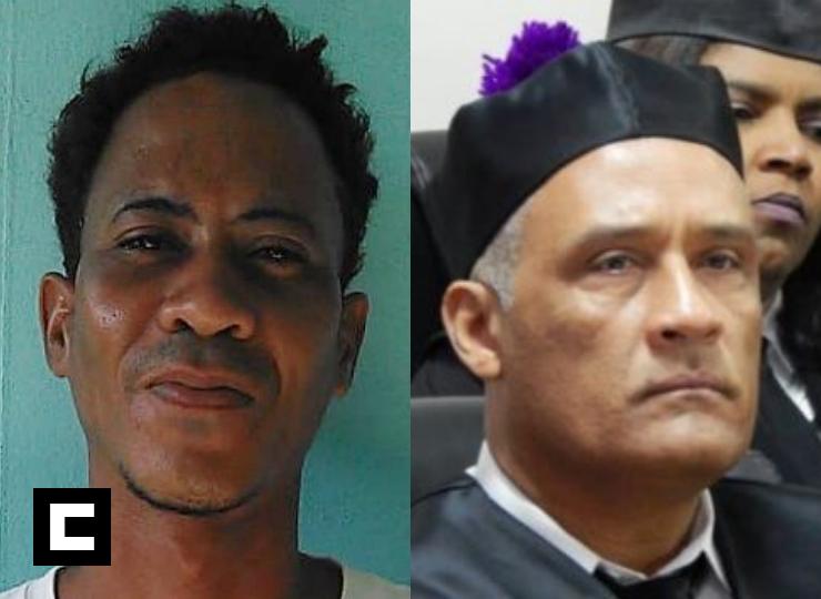 Agarran acusado de atracar juez en playa de Barahona
