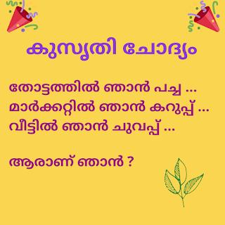 Thottathil Pacha Chodyam