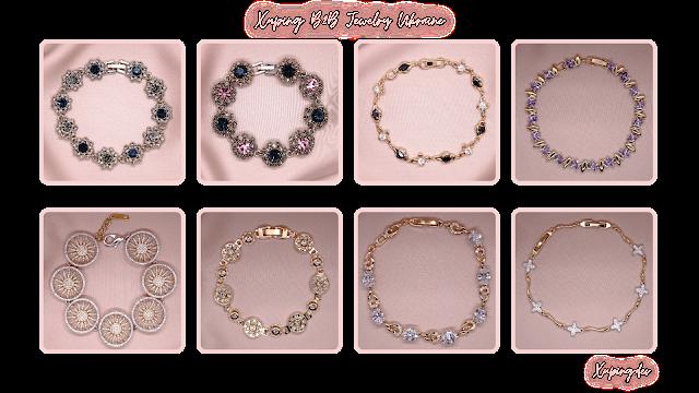 Браслеты 3 Xuping Jewelry