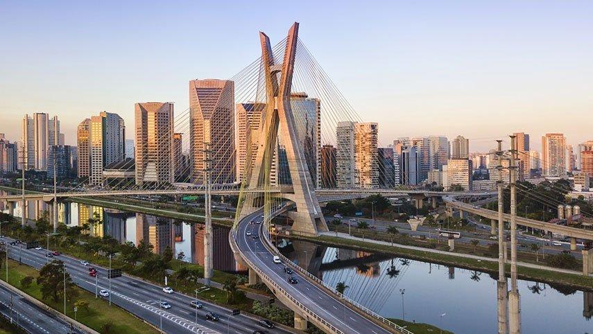 São Paulo é escolhida como a 31ª melhor cidade do mundo