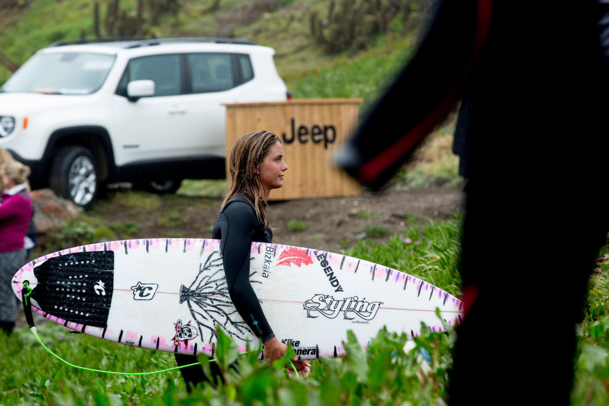 0 Leticia Canales Maui and Sons Pichilemu Womens Pro foto WSL Xabier Azcarate