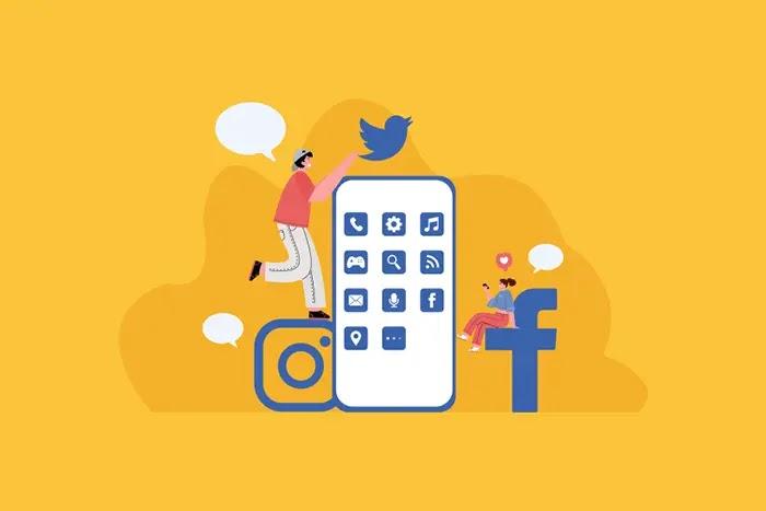 aplikasi sosial media terbaik yang paling banyak digunakan di dunia