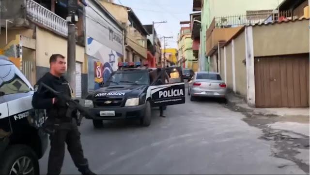 POLÍCIA CIVIL DE SÃO PAULO REALIZA OPERAÇÃO INTERESTADUAL EM SETE ESTADOS