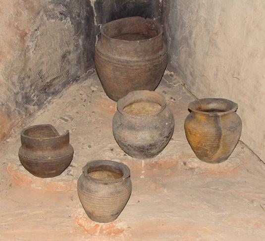 Ceramika wczesnośredniowieczna na wystawie w Domu Eskenów w Toruniu