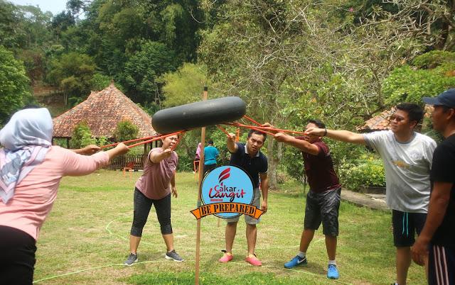 Paket Outbound di The Village Resort Kadamaian Pancawati Bogor