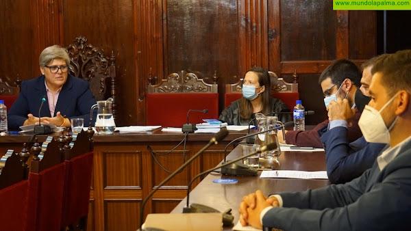 Noelia García apela a la unidad como la mejor garantía para afrontar la crisis