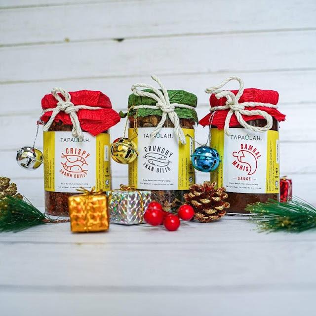 Tapaulah Festive Gift Box