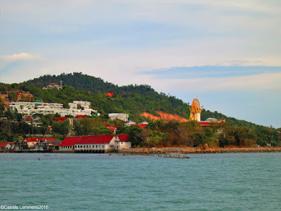 Koh Samui, Thailand daily weather update; 31st May, 2016