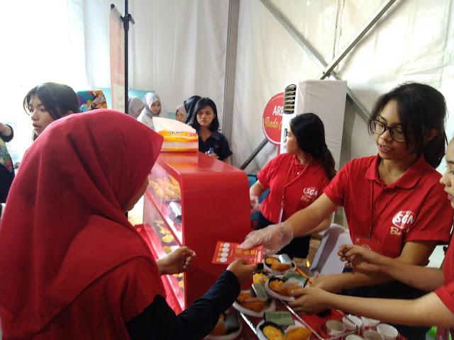 Festival sgm bunda siapkan generasi maju