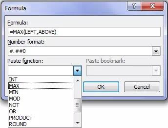 Cara Menambahkan Rumus ke Tabel di Microsoft Word-7