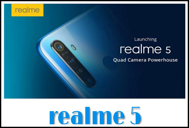 Realme 5 image