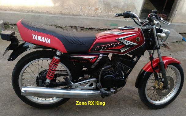 Kelemahan Yamaha RX King