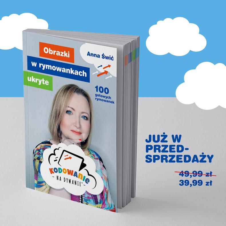 Taaaadaaam! Moja najnowsza książka!!!